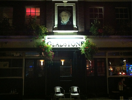 The Gladstone Arms in Borough
