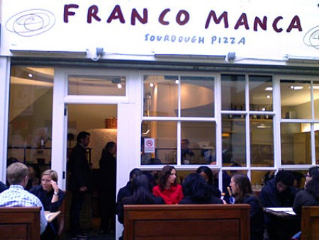 Franco Manca Brixton (image taken from http://genuiness.wordpress.com)