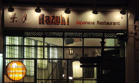 Hazuki Japanese Restaurant Charing Cross