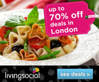 Deals on Livingsocial