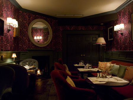 Dean Street Townhouse - Lounge