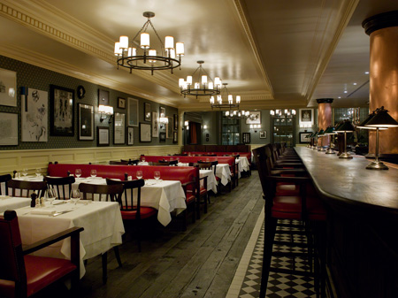 Dean Street Townhouse - Dining Room
