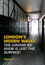London's Hidden Walks Book