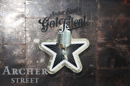 Archer Street's Got Talent