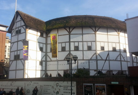 Southbank for a Date - Shakespeare's Globe