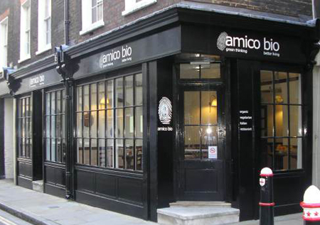 Vegetarian Restaurants - Amico Bio