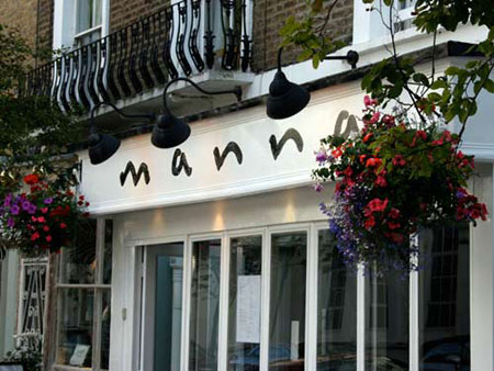 Vegetarian Restaurants - Manna