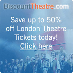 Buy theatre tickets from Discount Theatre