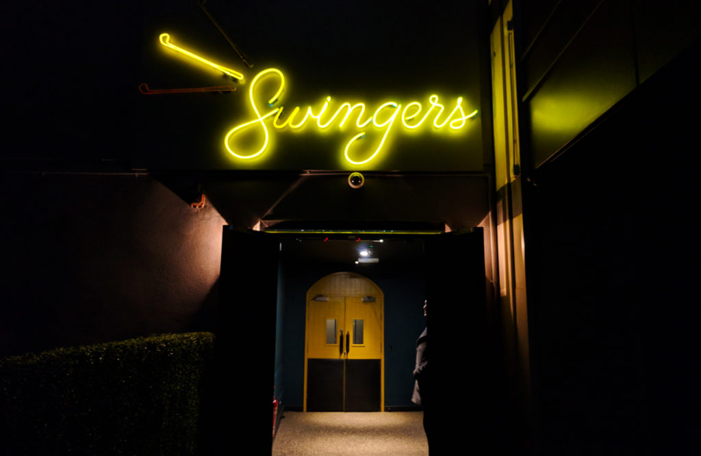 Swingers - City Crazy Golf
