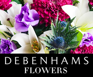 Debenhams Flowers